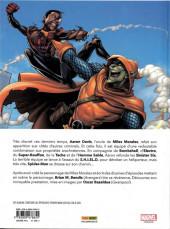 Verso de Spider-Man (Marvel Legacy) - Le retour des Sinister Six