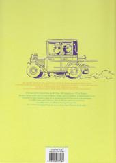 Verso de Tif et Tondu -INT3- L'intégrale 1960 - 1961