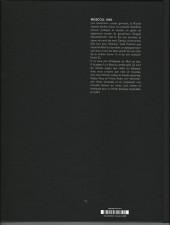 Verso de Mort au Tsar  -INT- Moscou année zéro