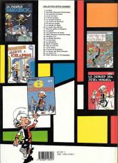 Verso de Les petits hommes -1c1989- L'exode