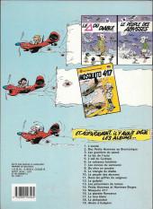 Verso de Les petits hommes -2a1987- Des petits hommes au brontoxique