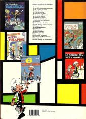 Verso de Les petits hommes -3a1989- Les guerriers du passé