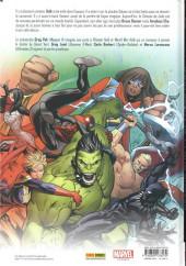 Verso de Hulk : Retour sur la planète hulk