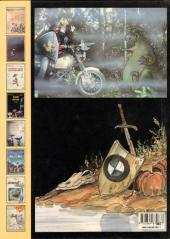 Verso de La geste de Gilles de Chin -1- La mémoire et la boue
