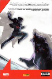 Verso de Wolverine (Marvel France 5e série) (2019) -7- Les gardiens de l'infini