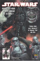 Verso de Star Wars (Panini Comics - 2019) -7VC- Winloss et Nokk