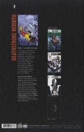 Verso de Deathstroke Rebirth -5- La Chute de Slade