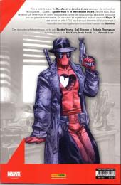 Verso de Deadpool (Marvel France 6e série - 2019)  -9- Major X