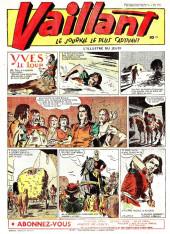 Verso de Vaillant (le journal le plus captivant) -132- Vaillant