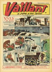 Verso de Vaillant (le journal le plus captivant) -142- Vaillant