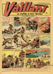 Verso de Vaillant (le journal le plus captivant) -146- Vaillant