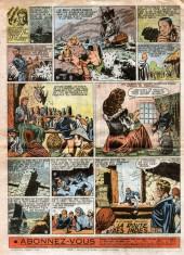 Verso de Vaillant (le journal le plus captivant) -187- Vaillant