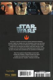 Verso de Star Wars - Légendes - La Collection (Hachette) -10078- L'Empire Écarlate - III. L'Empire Perdu