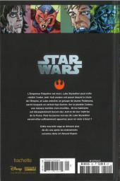 Verso de Star Wars - Légendes - La Collection (Hachette) -10179- Nouvelle République - I. Jedi Academy