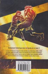Verso de Ippo - Saison 6 - The Fighting! -1- Tome 1
