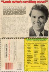Verso de The ringo Kid Vol 2 (Marvel - 1970) -24- Showdown in Cheyenne!