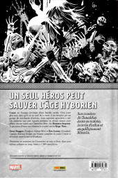 Verso de Savage Sword of Conan -1TL- Le Culte de Koga Thun