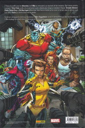 Verso de X-Men: Gold -1- Retour à l'essentiel
