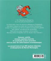 Verso de Youri et Margarine -2- Mission cacahuète
