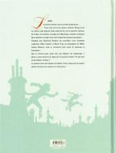 Verso de Les quatre de Baker Street -8- Les Maîtres de Limehouse
