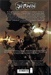 Verso de Medieval Spawn & Witchblade