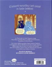 Verso de Les contes de Perrault
