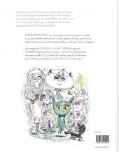 Verso de Simon Portepoisse -1- Petits malheurs en famille