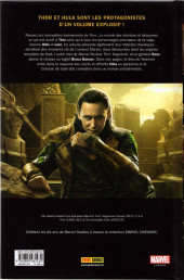 Verso de Marvel Cinematic Universe  -8- Thor : Ragnarok - Prélude