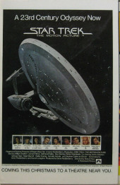 Verso de Battlestar Galactica (1979) -6- Nightmare!
