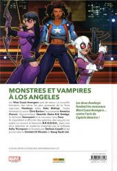 Verso de West coast Avengers - Les meilleurs de l'Ouest