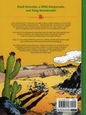 Verso de Disney Masters (Fantagraphics Books) -6- Uncle Scrooge: King of the Golden River