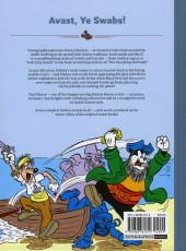 Verso de Disney Masters (Fantagraphics Books) -7- Mickey Mouse: The Pirates of Tabasco Bay