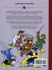 Verso de Disney Masters (Fantagraphics Books) -8- Donald Duck: Duck Avenger Strikes Again