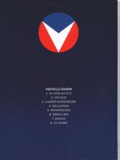 Verso de Michel Vaillant - Nouvelle saison -8Pub- 13 jours