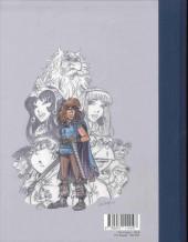 Verso de Percevan -16TL- La Magicienne Des Eaux Profondes
