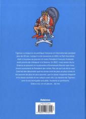 Verso de (AUT) Tignous - La république des riches