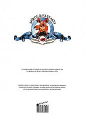 Verso de Spirou et Fantasio (Une aventure de.../Le Spirou de...) -HS3HC- Le triomphe de Zorglub