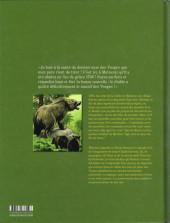 Verso de Le fils de l'ours
