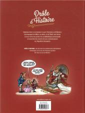 Verso de Drôle d'histoire (Duvigan/Derache) - Drôle d'histoire - Napoléon Bonaparte