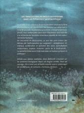 Verso de L'Âge bleu - L'Âge bleu - Sauver l'océan