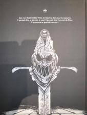 Verso de Le bourreau -TT- Intégrale 3 tomes