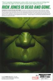 Verso de The immortal Hulk (Marvel Comics - 2018) -INT04- Abomination