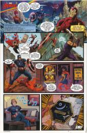 Verso de Marvel Comics Presents Vol.3 (Marvel comics - 2019) -8- Wolverine: The Vigil Part 8