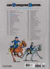 Verso de Les tuniques bleues - La Collection (Hachette, 2e série) -105- Les déserteurs