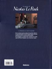 Verso de Nicolas Le Floch (Les enquêtes de) -2- L'homme au ventre de plomb