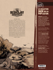 Verso de Red Clay Chronicles (The) - The Red Clay chronicles