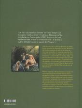 Verso de Le fils de l'ours - Tome Vosges