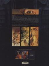 Verso de Le chevalier d'Éon (Delalande/Mogavino/Lapo) -1- La fin de l'innocence