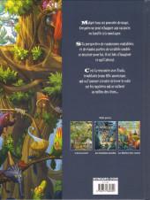 Verso de Les mondes cachés -4- La Vallée oubliée