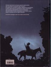 Verso de La ballade du soldat Odawaa
